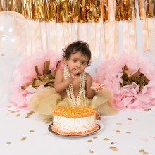 Smash Cake Photo Sample 2018-05-08